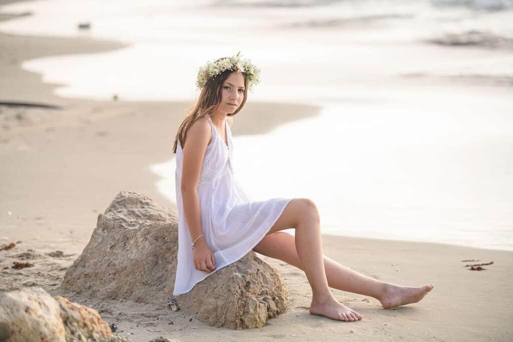בוק בת מצווה לענבל | טבע , ים , גרפיטי