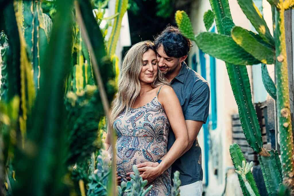 צילומי הריון - מורן ושחף