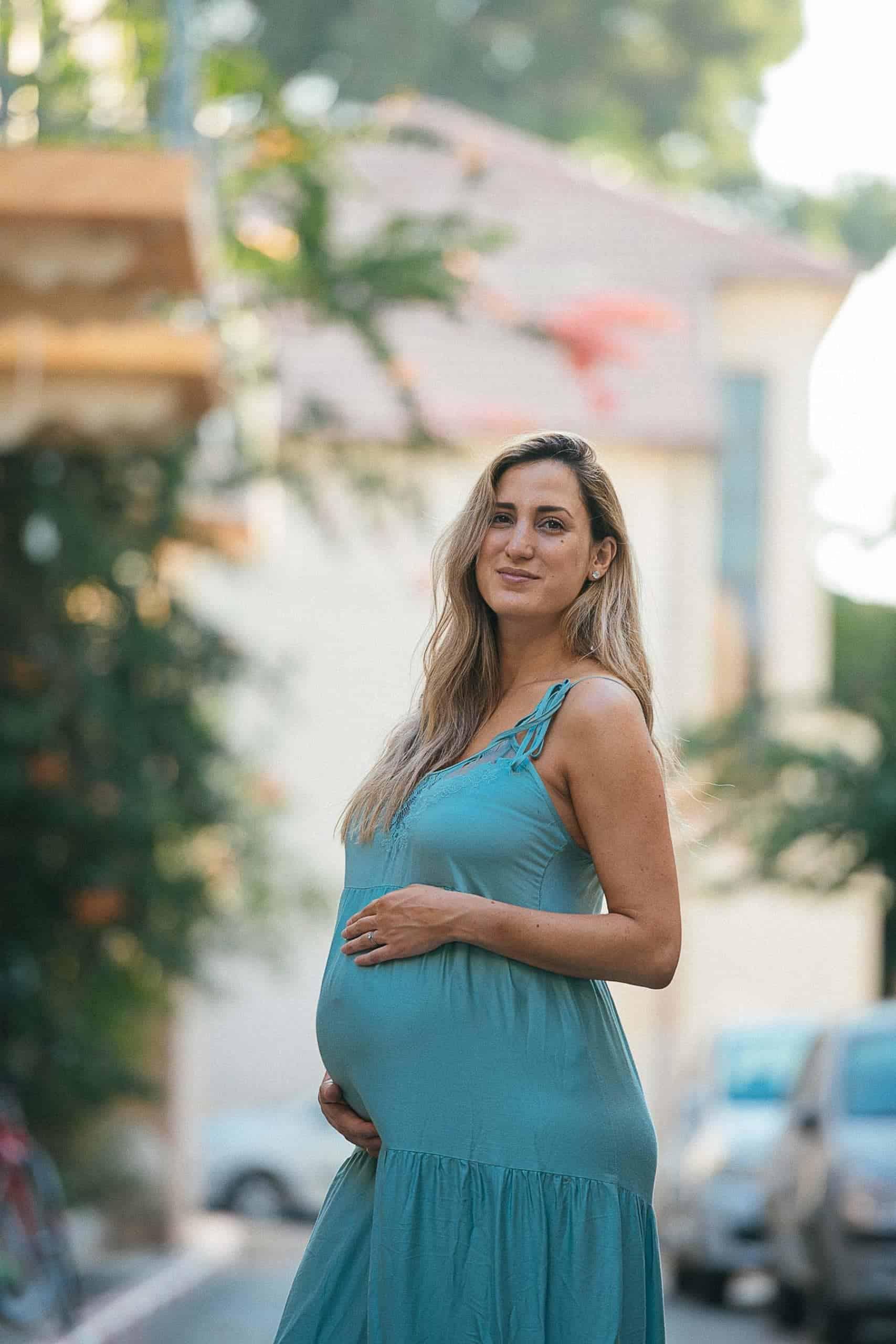 צילומי הריון בטבע | צילומי הריון